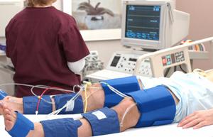 blood vessel poor circulation test screening